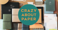 crazyaboutpaper.com Logo