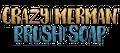 Crazy Merman Soap Logo