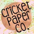 Cricket Paper Logo