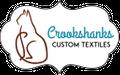 Crookshanks Custom Textiles Logo