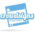 CrowdSigns Logo