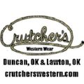 Crutchers Western Wear Logo