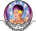 Crystal Healing For Women Logo