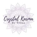 Crystal Karma By Trina Logo