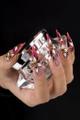 Crystal Nails USA Logo