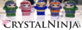 Crystal Ninja, USA Logo