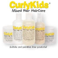 CurlyKids Hair Care Logo