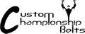 Custom Championship Belts Logo