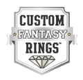 Custom Fantasy Rings Logo