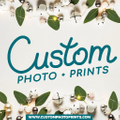 Custom Photo Prints Logo