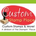 Custom Stamp Place USA Logo