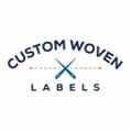 Custom Woven Labels USA Logo