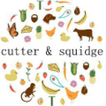 Cutter And Squidge Logo