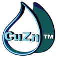 CuZn Water Filters Logo