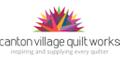 Canton Village Quilt Works Logo