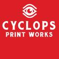 Cyclops Print Works Logo