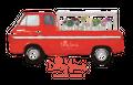 Daisy Jane's Flower Truck Logo