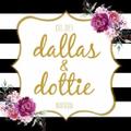 dallas & dottie boutique Logo