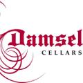 Damsel Cellars USA Logo