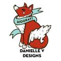Danielle V Designs Logo
