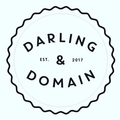 Darling & Domain logo