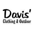 Davis' Clothing & Outdoor Logo