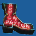 Dayton Boots Canada Logo