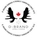 D-Brand Canada Logo
