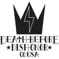 Death Before Dishonor USA logo