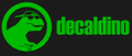 Decal Dino Logo