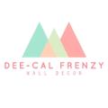 Dee-cal Frenzy Wall Decor USA Logo