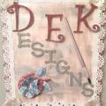 DEK Designs Logo