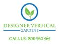 Designer Vertical Gardens Logo