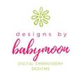 Designs By Babymoon Logo
