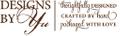 DESIGNS BY Yu Logo