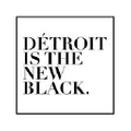 Détroit is the New Black Logo