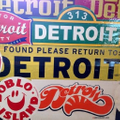 Detroit Shirt Logo