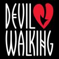 Devil Walking Logo