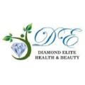 Diamond Elite Health Products, USA Logo