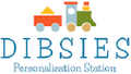 Dibsies Personalization Station USA Logo