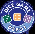 DiceGameDepot USA Logo