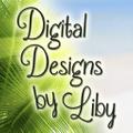 Digital Designs by Liby Logo