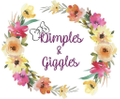 Dimples & Giggles Logo