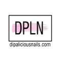 DIPALICIOUS NAILS Logo