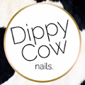 Dippy Cow Nails Logo
