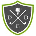Discount Dans Golf Logo