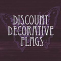 Discount Decorative Flags Logo