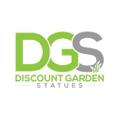 Discount Garden Statues Logo