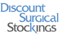 Discount Surgical Stockings Logo
