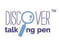 Discover Talking Pen Logo